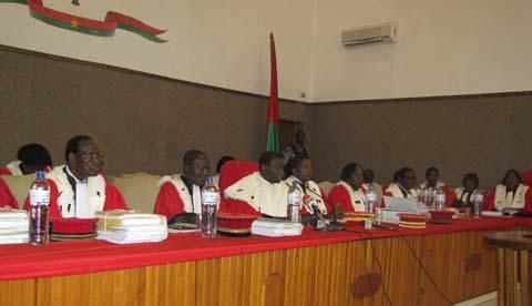 Elections municipales du 02 décembre: Le conseil d'Etat proclame les résultats définitifs