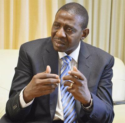 Alain Edouard Traoré: «Au Burkina, la lenteur de l'administration est un luxe qu'on ne doit pas se payer»