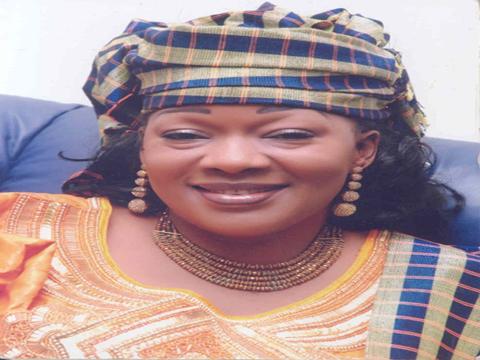 Vœux de nouvel an: Saran Séré/Sérémé (présidente du PDC) s'adresse au peuple burkinabè