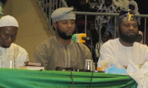 Cheik Abdoul Madjid Kasogbia, théologien et prédicateur musulman: «Mohammad n'a pas apporté une nouvelle religion mais la même que les autres prophètes qui l'ont précédé»