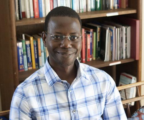 Boukary Sawadogo, un cerveau du Burkina enseignant dans une université aux USA.