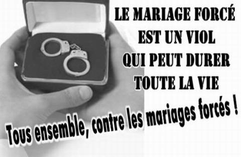 Fait divers: Mariage à contre-cœur