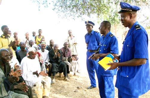 Lutte contre le grand banditisme: Six individus dans les filets de la gendarmerie de Ouargaye