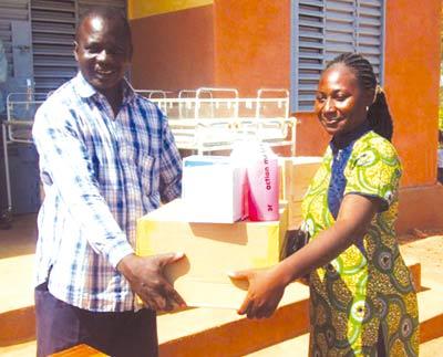 Amélioration des soins de santé: Plus de 4millions de francs de médicaments pour le CSPS de Ouolokoto