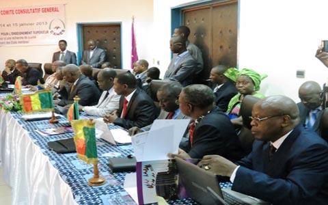 CAMES: le Comité consultatif général en réunion extraordinaire à Ouagadougou