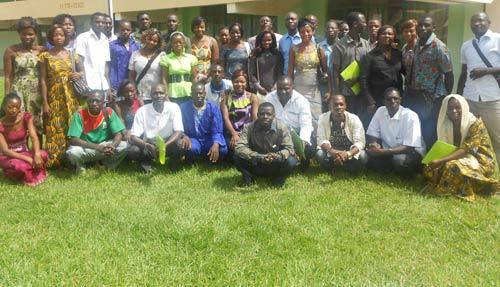Coordination des jeunes leaders PYPA du Burkina Faso: Une rencontre pour partager des expériences de la campagne électorale
