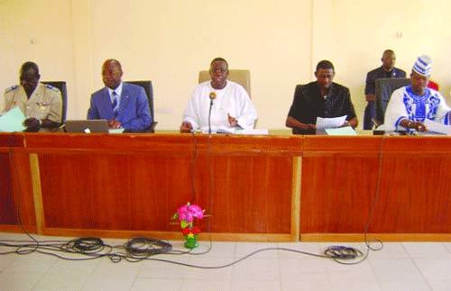 Commémoration du 11-Décembre 2012 à Koudougou: Des factures en souffrance…