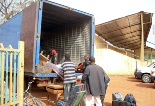 Réfugiés maliens à Bobo-Dioulasso: Finalement, ils sont partis à Ouagadougou