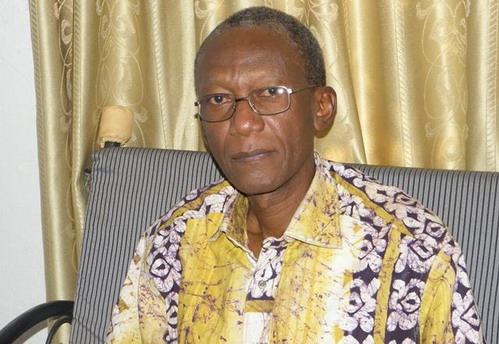Chrisogone Zougmoré  (MBDHP): «Nous étions et restons fondamentalement opposés à toute forme d'intervention étrangère au Mali»