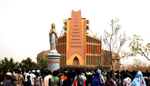 Pèlerinage catholique: L'église notre dame de Yagma bientôt dédicacée