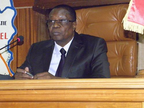 Assemblée nationale(AN): Le bureau et les groupes parlementaires en place