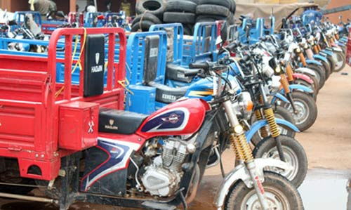 Tricycles à Ouagadougou: Responsabilités partagées entre l'Etat, la commune et les conducteurs