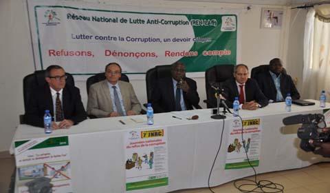 PTF/REN-LAC: Faire reculer la corruption au Burkina Faso