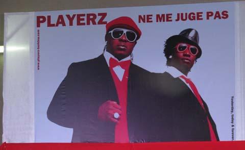 Musique: «Ne me juge pas», le nouvel album  des PLAYERZ