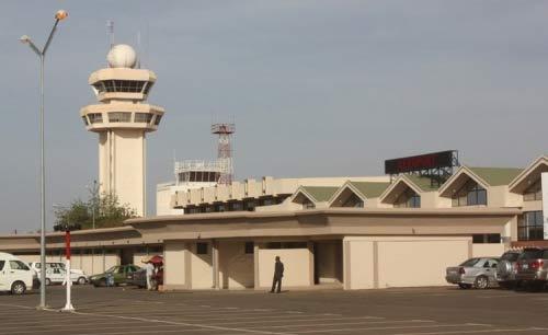 Aéroport de Ouagadougou: Un colis suspect