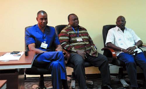 Colis suspect détecté à l'aéroport de Ouagadougou