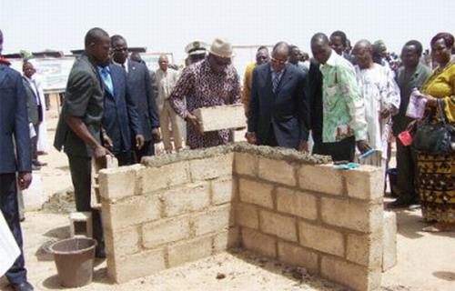 Logement au Burkina: Les ambitions du gouvernement Tiao III