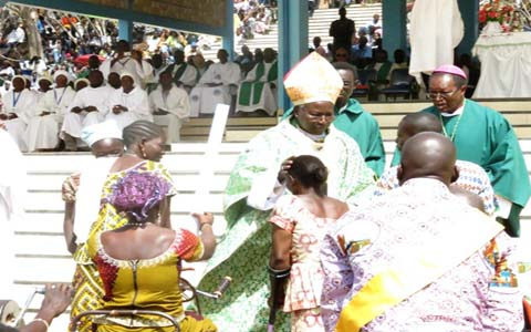 PELERINAGE DIOCESAIN A OUAGADOUGOU:''Yagma 2013'' a encore tenu ses promesses de mobilisation