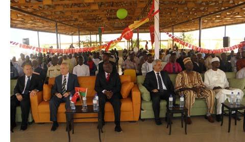 Infrastructures d'enseignement  au Burkina: La Turquie au rang des partenaires
