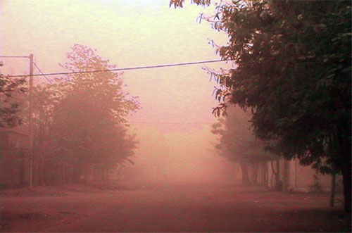 La période de l'harmattan aggrave les maladies respiratoires