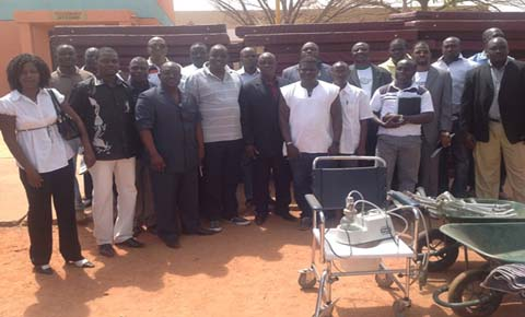 Koudougou: Les ressortissants de la région volent au secours du CHR de l'Amitié