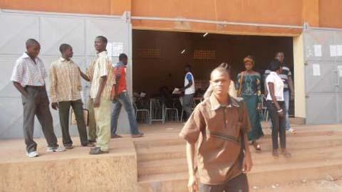Grève à l'Université de Bobo-Dioulasso: Les étudiants de «l'Institut Maranatha» réclame leur restaurant universitaire (RU)