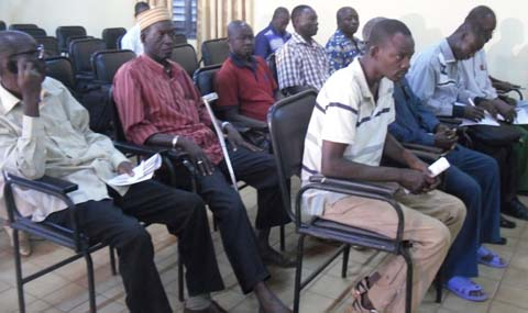 Opportunités d'emplois et de formations: De l'espoir pour les déflatés de SN-Citec et de Jossira