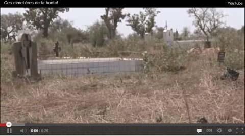 Ouagadougou: halte à l'agression des morts