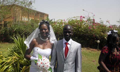 Vie à deux: Albert et Eliane unis par les liens du mariage