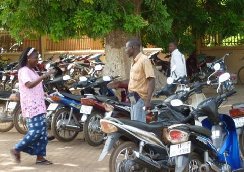 Commune de Ouagadougou: ''Parkeurs'' et partis politiques au hit-parade de l'incivisme