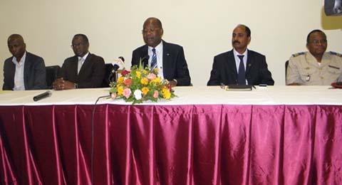 Traque des cyber-délinquants: Le Burkina se prépare à l'assaut