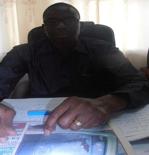 Reprise des travaux sur des chantiers arrêtés à Bobo-Dioulasso: «Les promoteurs se sont mis en règle» dixit Ousséni Zoromé.