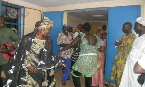 8 mars à Bobo-Dioulasso: Elles ont fait de leur mieux et la vie continue…