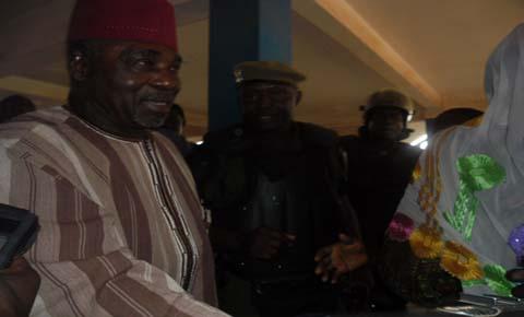 Hôtel de ville de Bobo-Dioulasso: Koussoubé n'est pas venu disputer le fauteuil de Salia