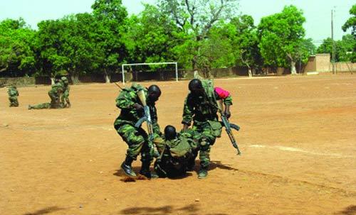 Insécurité et opération de maintien de la paix: L'Armée de terre tient ses premières Forces spéciales au 25e RPC