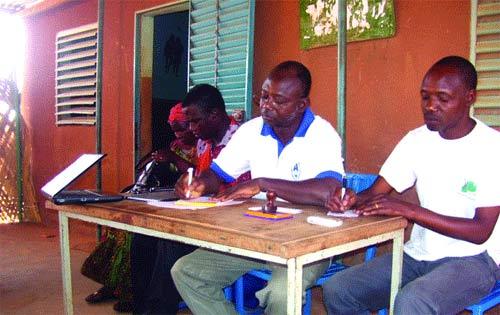 Licenciement d'un agent de santé à Séguénéga: Le SYNTSHA du Yatenga proteste
