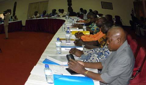 Valorisation du capital humain: Le ministère des Enseignements secondaire et supérieur forme ses cadres en matière de projets