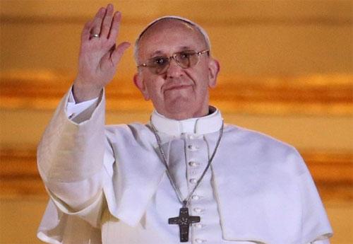 EGLISE CATHOLIQUE: François 1er,  ce Pape qui nous ressemble