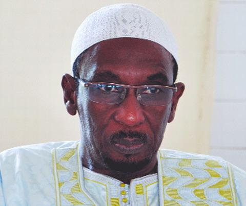 Cheick Boubacar Doukouré, guide spirituel, président du Conseil exécutif de ISESCO: «Prétendre travailler au nom de l'islam et tuer les autres est un paradoxe effarant»