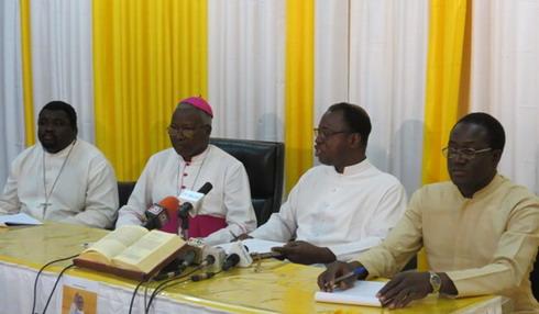 Election du Pape François: Une nouvelle bien accueillie à Ouaga selon Mgr Philippe Ouédraogo