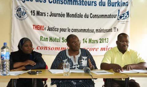 JOURNEE MONDIALE DU CONSOMMATEUR: La justice désormais pour défendre les droits des consommateurs