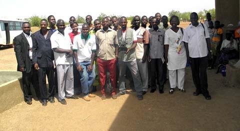 Plate-forme multifonctionnelle hybride de Koné: Les journalistes veulent comprendre