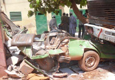 Accident routier à Bobo-Dioulasso:  Trois morts et deux blessés graves à Bindougousso