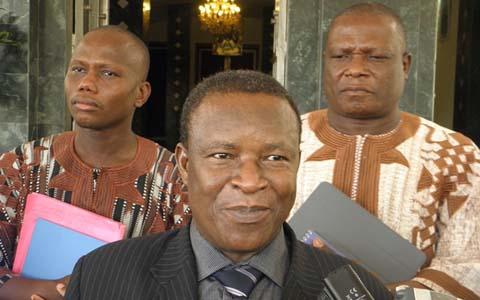 Premier ministère: Les acteurs du monde universitaire reçus en audience