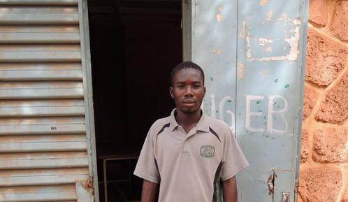 Patrice Zoyenga, Président de l'Aneb: «Les étudiants ne sont pas violents.»