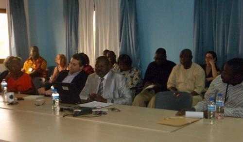 Assurance maladie universelle au Burkina Faso: Le processus est en bonne voie