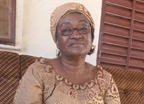 Nouveaux maires de Bobo: Jacqueline HIEN, maire de l'arrondissement 4 de Bobo-Dioulasso