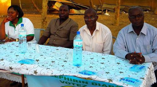 Elections couplées: L'UPC dit merci à ses militants et sympathisants de l'Arrondissement 12  de Ouagadougou