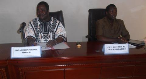 Session ordinaire du conseil national de l'éducation: C'est parti pour 5 jours de travaux à Bobo-Dioulasso