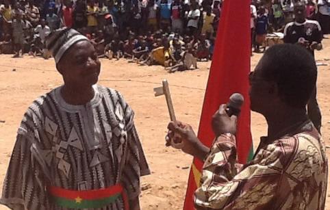 Commune rurale de Poa: SANA Seydou officiellement installé Maire